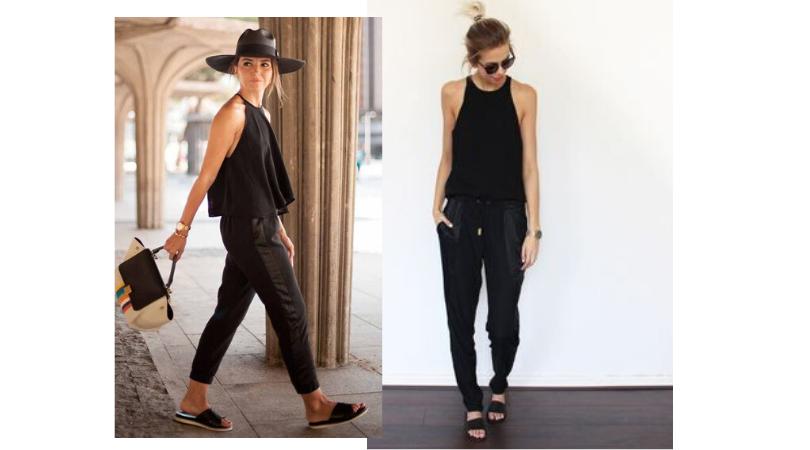 Como Usar: Sete Dicas Para Usar All Black No Verão