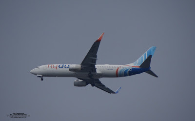 Boeing 737-800, A6-FES, flydubai