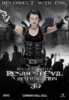 Resident Evil Retribution 2012 Dual Audio Hindi 480p BluRay 300MB