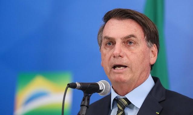 Bolsonaro defende igrejas e templos abertos, após decisão do STF