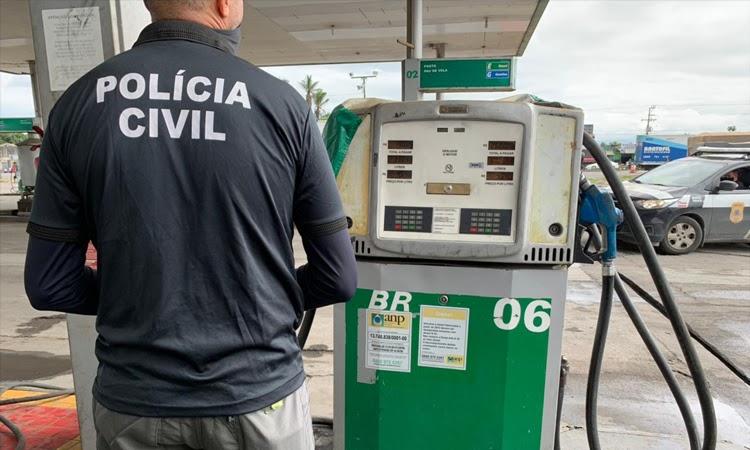 Operação em Jequié cumpre mandados em postos de combustíveis