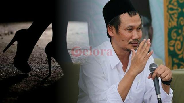 Gus Baha: Dalam Etika Jawa, Orang Nakal Harus Dikatakan Sundal atau Lonte