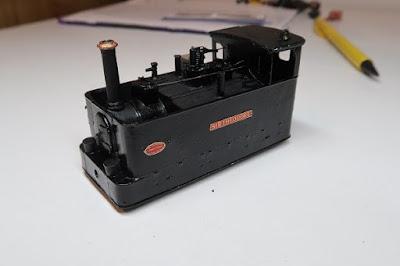 Peco 009 loco kit