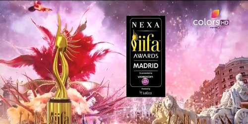 Poster Of IIFA Awards 10th July 2016 Main Event 450MB HDTV 480p Free Download Watch Online Worldfree4u