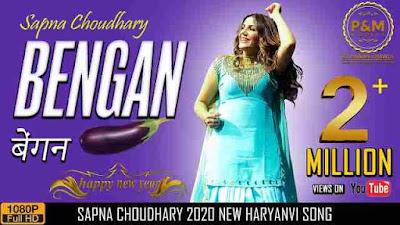 Bengan Sapna Choudhary lyrics