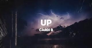 CARDI B - Up Lyrics