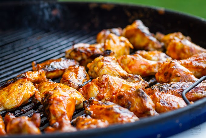 How To Make Grilled Chicken Wings