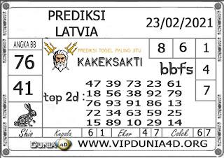 Prediksi Togel LATVIA DUNIA4D 23 FEBRUARI 2021
