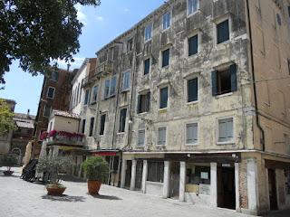 Campo di Ghetto Nuovo, Venezia