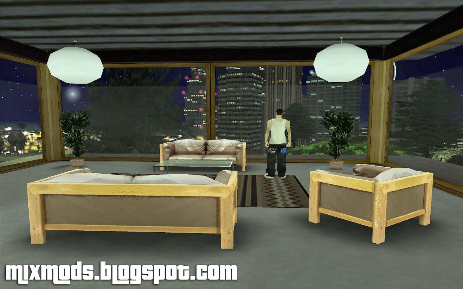 beta mulholland safehouse safe-house gta sa beta mod interior window