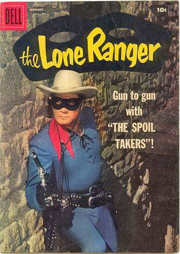 ZORRO (THE LONE RANGER)
