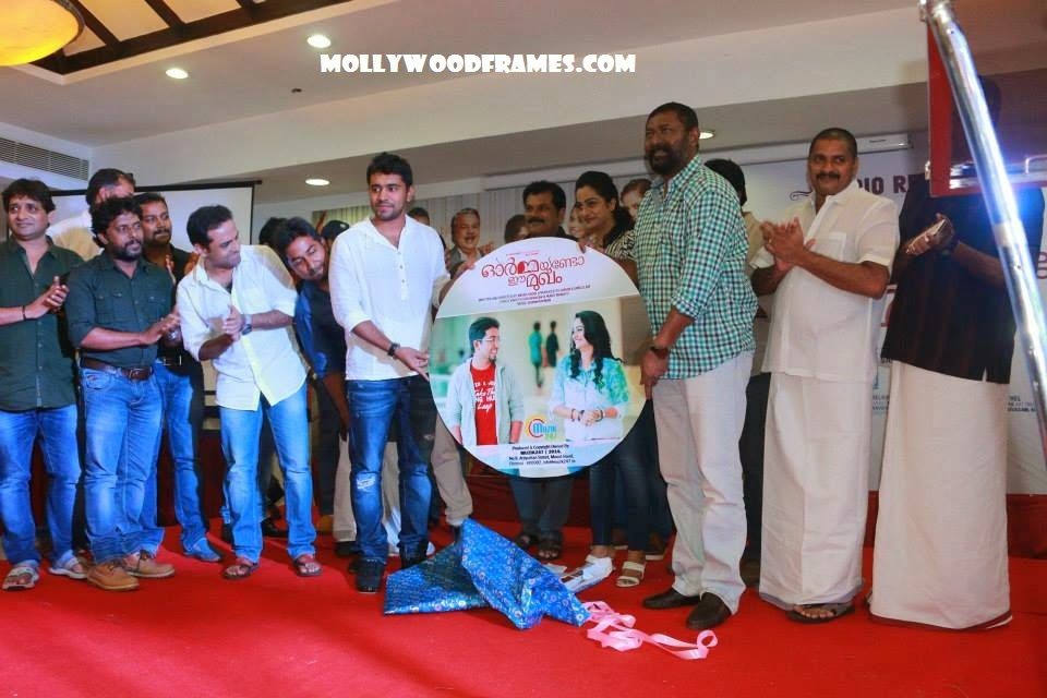 'Ormayundo Ee Mukham' audio release function held