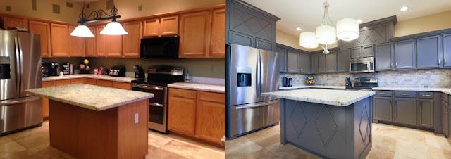 Cabinet Refinishing In Phoenix