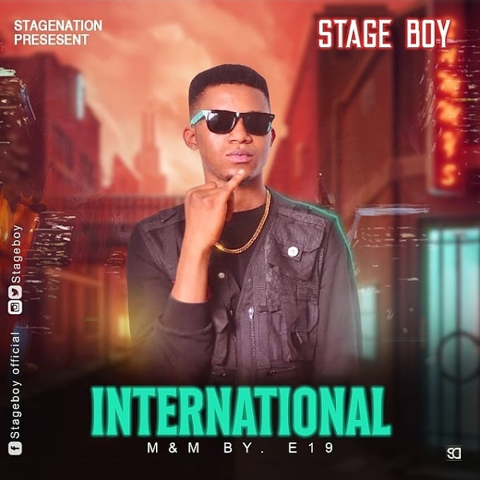 [MUSIC] Stageboy - International