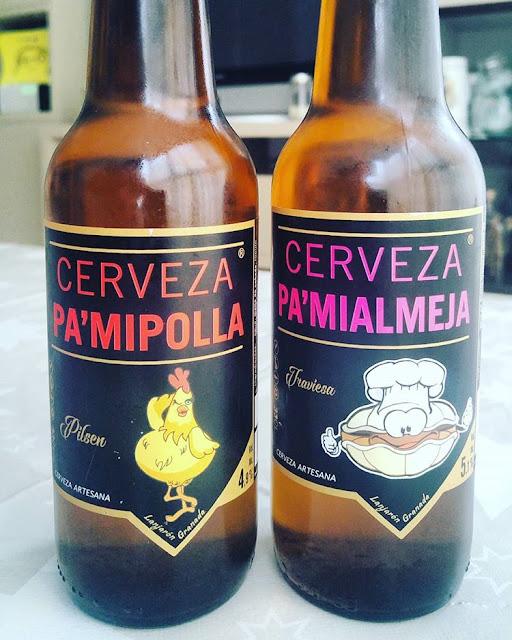 cerveza pamipolla cerveza pamialmeja