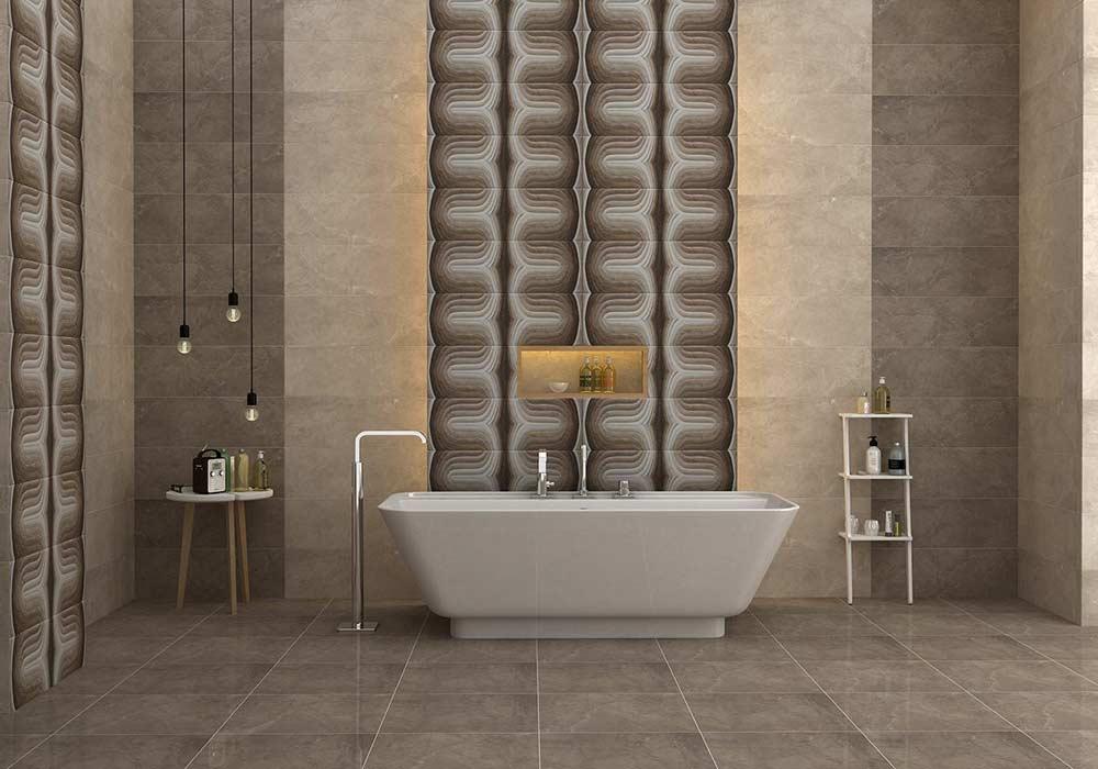 Contemporary bathroom tiles design ideas and trends 2019