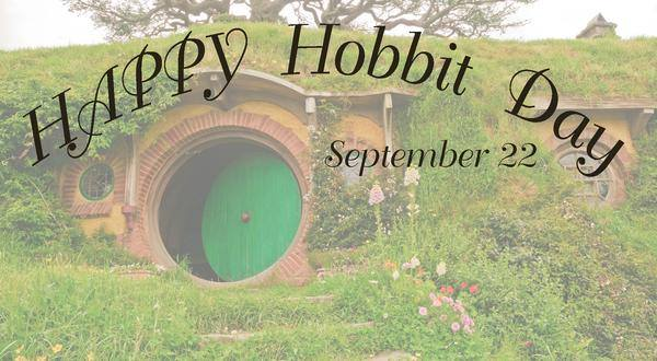 Hobbit Day Wishes Lovely Pics