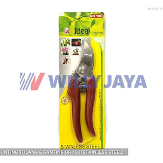 IDEAL - GUNTING TULANG/ RANTING GR-100 (STAINLESS STEEL)