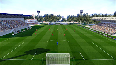 PES 2020 Stadium Stade de la Source