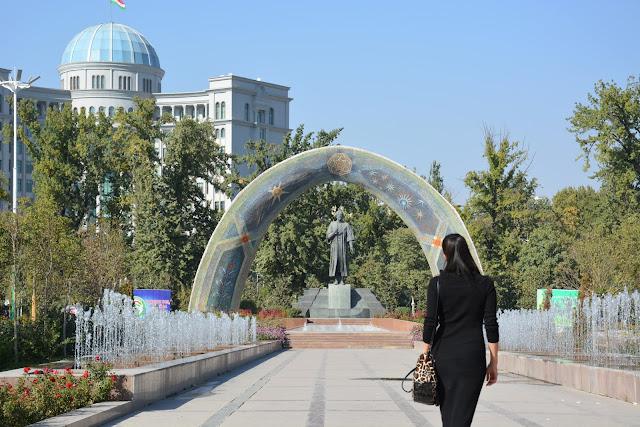 Rudaki Park, Tacikistan