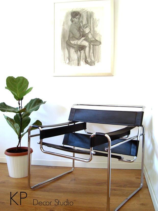 silla wassily de calidad. venta online. tienda en valencia y alicante