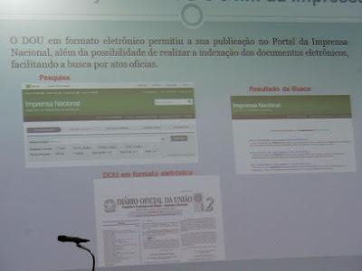 Diário Oficial da União lança versão para aplicativos