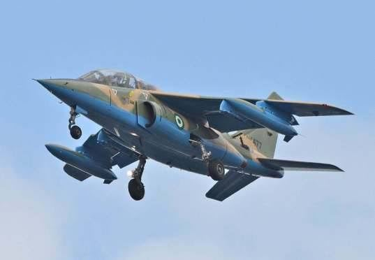 In revenge attacks, the Nigerian Air Force destroys the Boko Haram camps