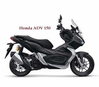 Spesifikasi, Harga dan Warna Honda ADV 150 2019