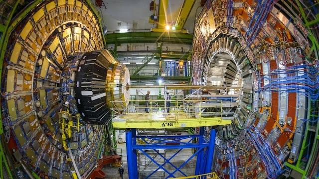 Ζωντανή σύνδεση των μαθητών του 1ου ΓΕΛ Άργους με CERN