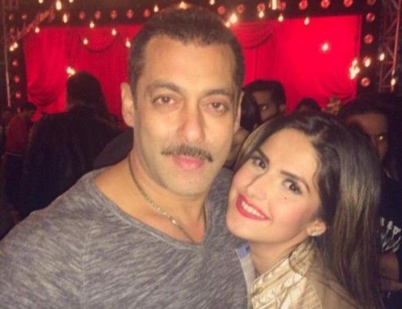 #SalmanKhan is get married to #ZareenKhan videos songs marriage zareen khan marraige