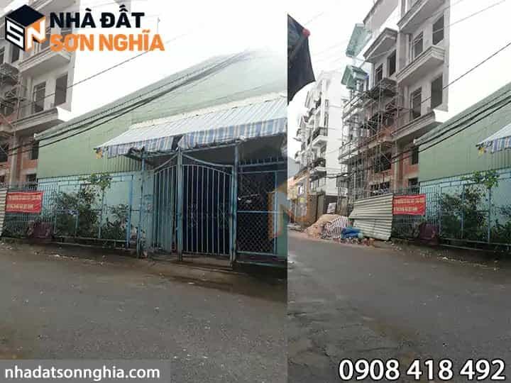 Bán nhà xưởng phường 9 Gò Vấp