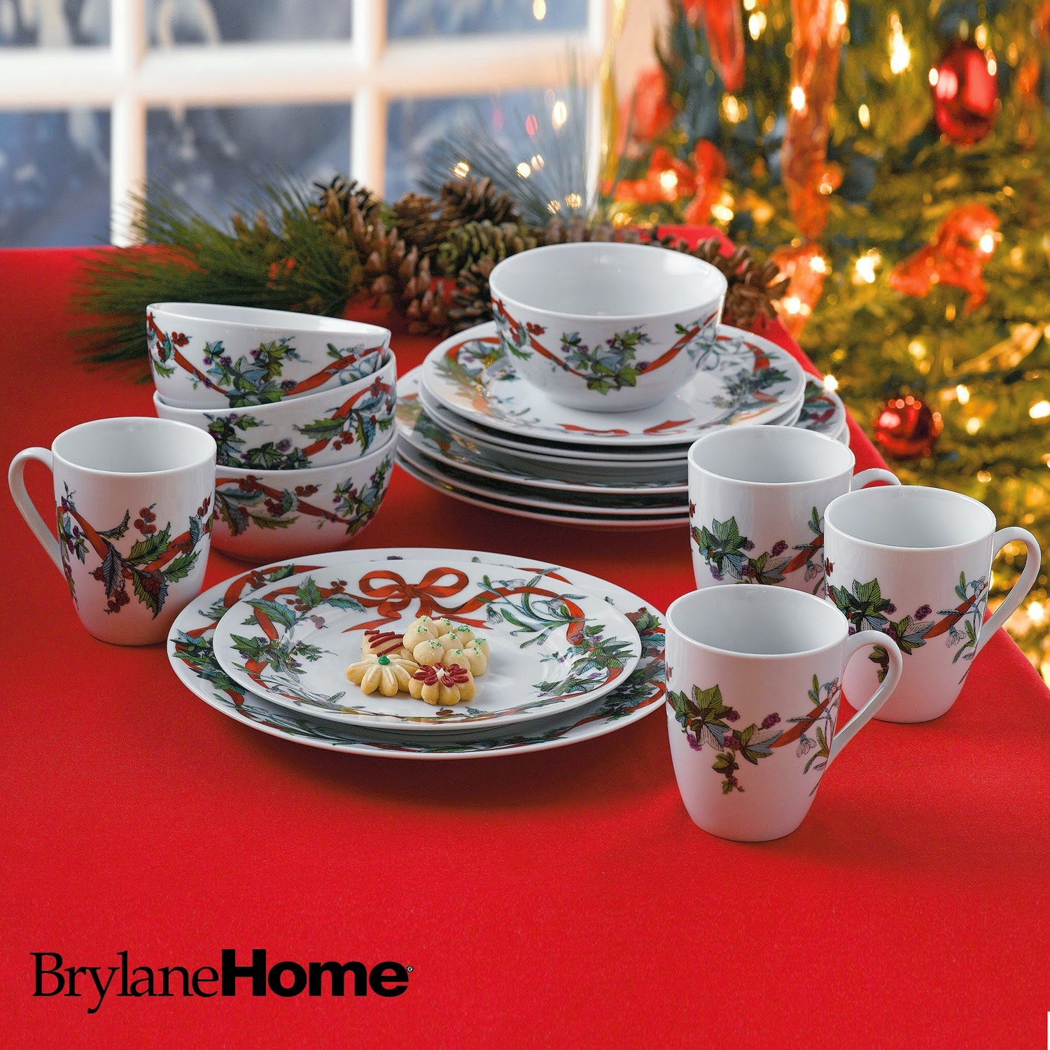 Susan 39 s disney family brylanehome is your place for for Brylane home christmas decor