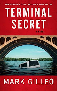 Terminal Secret - a mystery and thriller rolled into one by Mark Gilleo