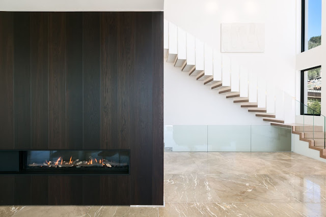 staircase partition design