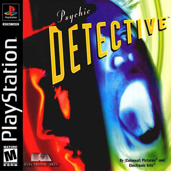 Psychic Detective - PS1 - ISOs Download