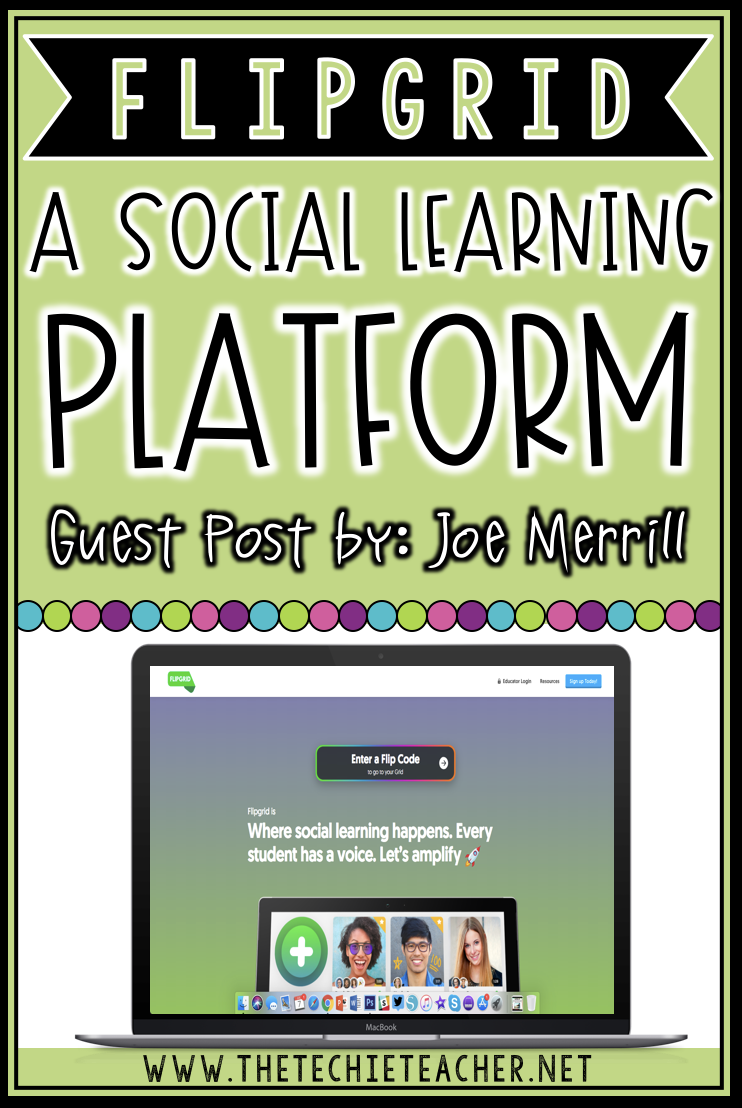 How to use Flipgrid Social Learning Platform in the Classroom. Learn how students can amplify their voice and collaborate with one another through a web of video!