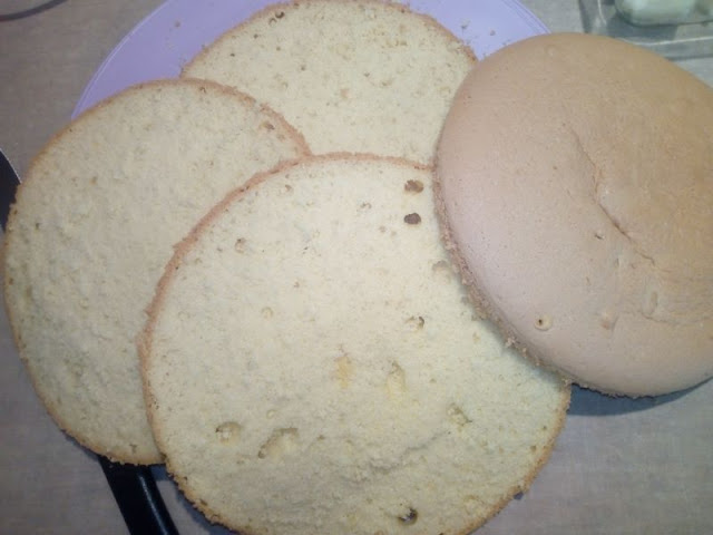biszkopt z 6 jaj biszkopt jasny puszysty wysoki biszkopt do tortu ciasta biszkopt tortowy