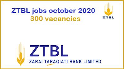 Ztbl-jobs-October-2020, Ztbl-jobs-Ots, Ztbl-jobs-October-2020-advertisement, Ztbl-deposit-slip