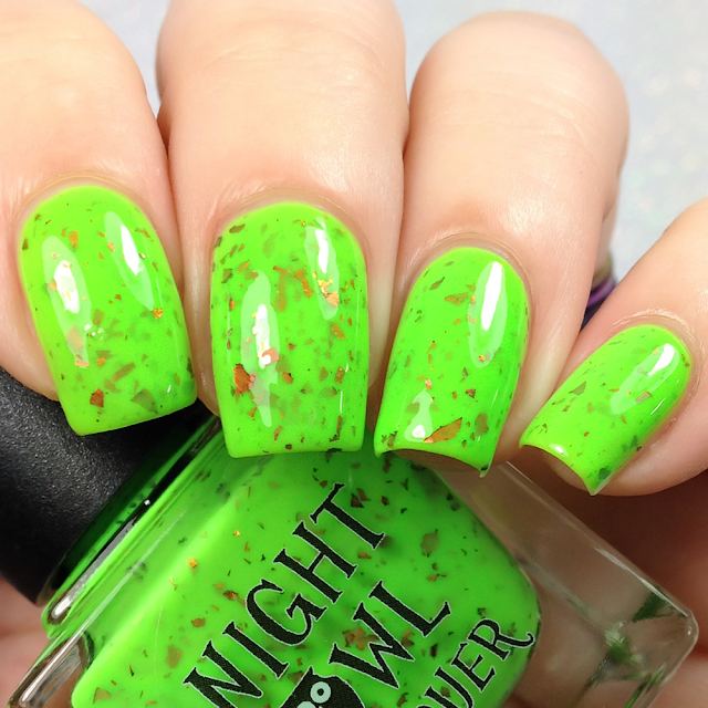 Night Owl Lacquer-Grand Re-Re-Re-Opening