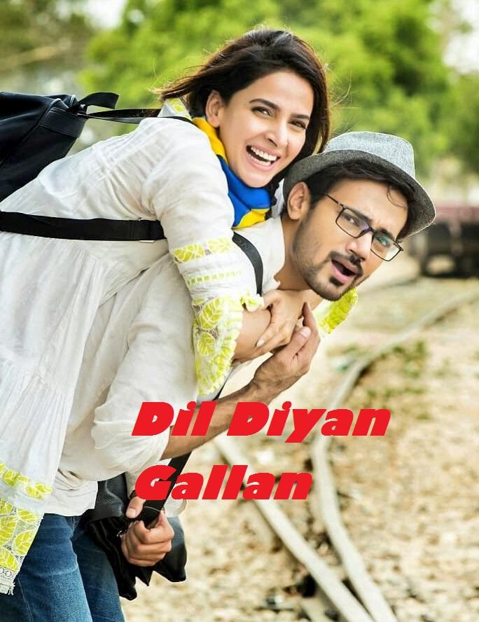 Dil Diyan Gallan 2018 Urdu Movie 300MB HDRip 480p