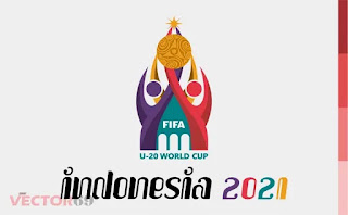 Logo FIFA U-20 World Cup Indonesia 2021 - Download Vector File PDF (Portable Document Format)