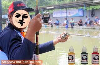 Essen Ikan Mas Subang Galatama Siang Hari