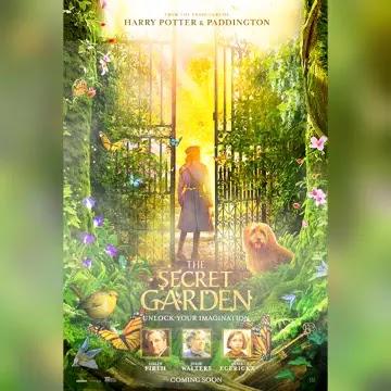 The Secret Garden (2020) movie review.