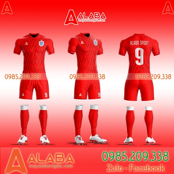 Áo bóng đá Anh đỏ 2020