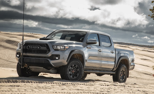 Tacoma 4X4 Sport 6 Speed Manual Changes, Release Date, Colors