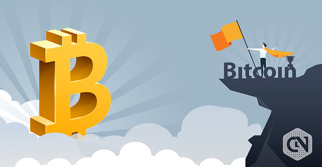 Bitcoin is Bouncing Back From The Bears, Making Constant efforts to rise And Cross $11,000