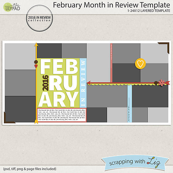 http://the-lilypad.com/store/February-Month-in-Review-Digital-Scrapbook-Template.html