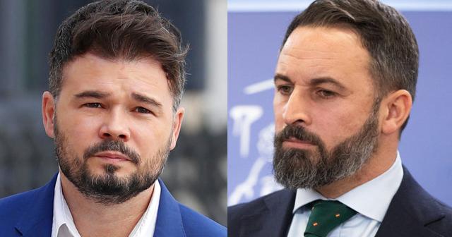VOX recibe un severo correctivo en el Congreso del diputado republicano Gabriel Rufián