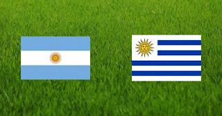 موعد مباراة الأرجنتين وأوروجواي في كوبا أمريكا 2021