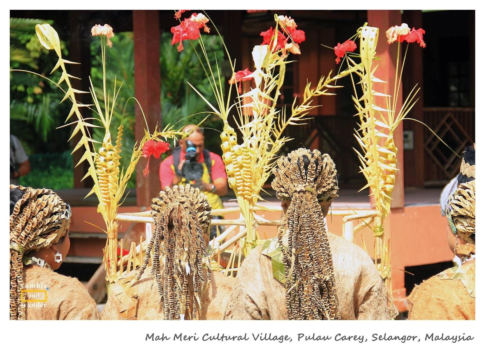 Malaysia The Beauty Of The Mah Meri Ramble And Wander
